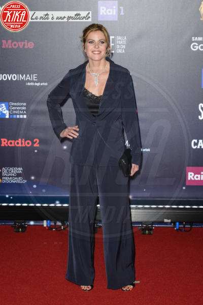 Elisabetta Pellini - Roma - 21-03-2018 - David di Donatello 2018: gli stilisti sul red carpet