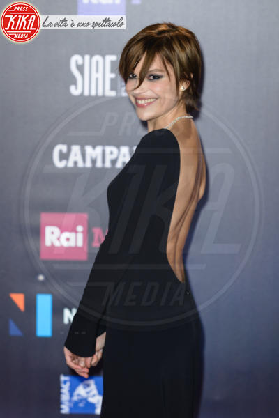 Micaela Ramazzotti - Roma - 21-03-2018 - David di Donatello 2018: gli stilisti sul red carpet