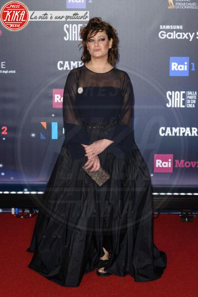 Giovanna Mezzogiorno - Roma - 21-03-2018 - David di Donatello 2018: gli stilisti sul red carpet