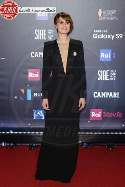 Paola Cortellesi - Roma - 21-03-2018 - Wanda Nara-Michelle Hunziker: chi lo indossa meglio, con furto?