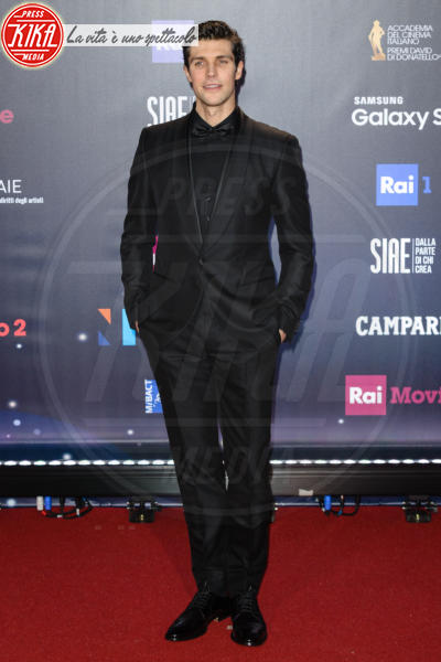 Roberto Bolle - Roma - 21-03-2018 - David di Donatello 2018: gli stilisti sul red carpet