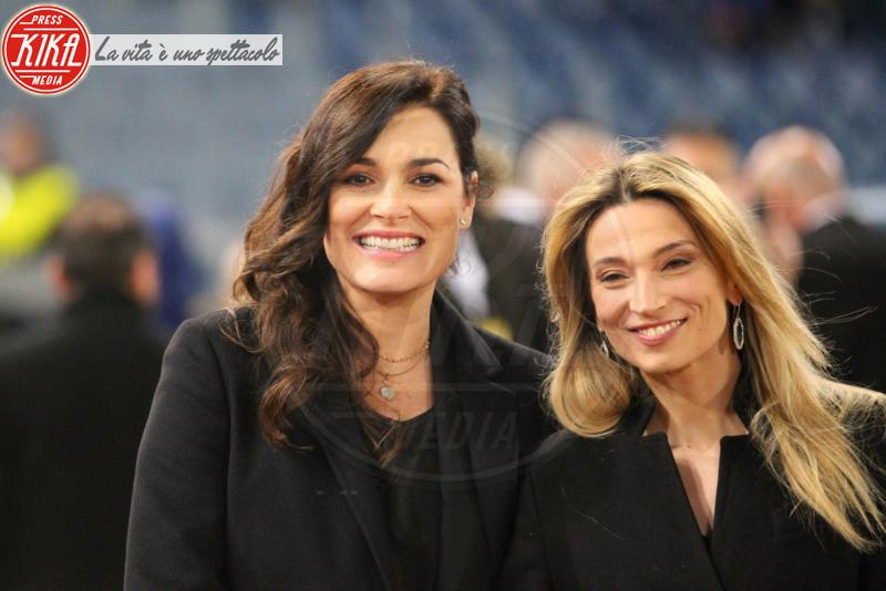Partita Mundial, Margherita Granbassi, Alena Seredova - Roma - 21-03-2018 - Alena Seredova, addio alla casa dove ha vissuto con Buffon