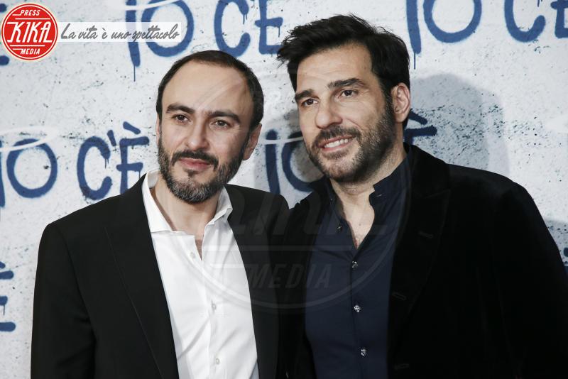Alessandro Aronadio, Edoardo Leo - Milano - 22-03-2018 - Edoardo Leo vi guida alla scoperta dello Ionismo