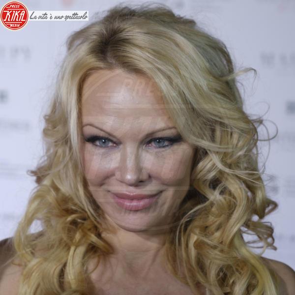 Pamela Anderson - Madrid - 22-03-2018 - Pamela Anderson a Verissimo, tra nozze, Metoo e Julian Assange