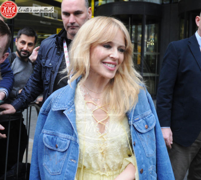 Kylie Minogue - Manchester - 23-03-2018 - Kylie Minogue:
