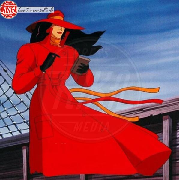 Carmen Sandiego - 26-03-2018 - Carmen Sandiego: ecco chi la interpreterà nel live-action