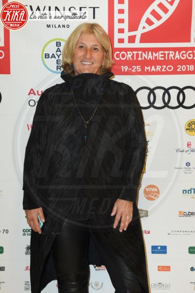 Maddalena Mayneri - Cortina d'Ampezzo - 24-03-2018 - Cortinametraggio, il trionfo di Gianni Amelio
