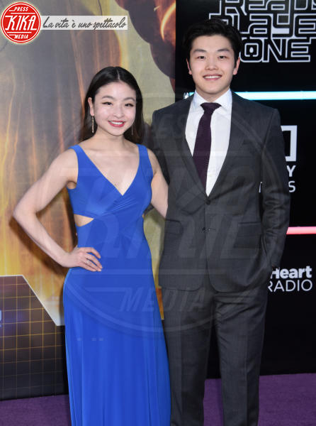 Maia Shibutani, Alex Shibutani - Hollywood - 26-03-2018 - Joe Manganiello e Sofia Vergara innamorati come il primo giorno