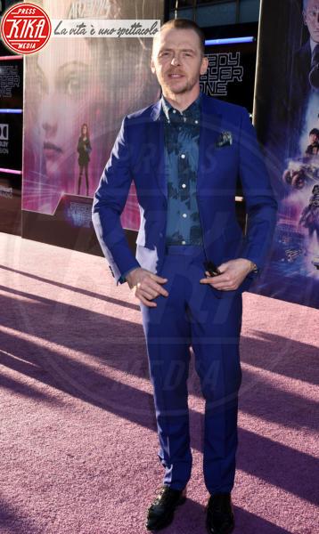 Simon Pegg - Hollywood - 26-03-2018 - Joe Manganiello e Sofia Vergara innamorati come il primo giorno