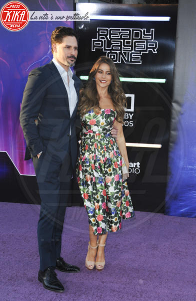 Joe Manganiello, Sofia Vergara - Los Angeles - 27-03-2018 - Joe Manganiello e Sofia Vergara innamorati come il primo giorno