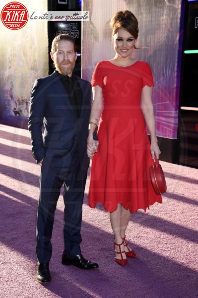 Clare Grant, Seth Green - Hollywood - 26-03-2018 - Joe Manganiello e Sofia Vergara innamorati come il primo giorno