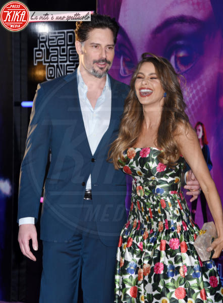 Joe Manganiello, Sofia Vergara - Hollywood - 26-03-2018 - Joe Manganiello e Sofia Vergara innamorati come il primo giorno
