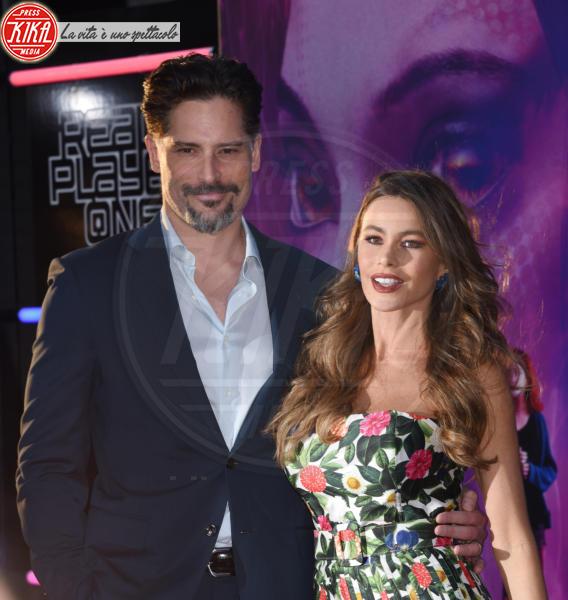 Joe Manganiello, Sofia Vergara - Hollywood - 26-03-2018 - Joe Manganiello e Sofia Vergara innamorati come il primo giorno