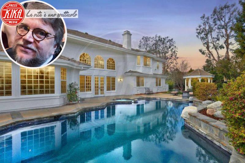 Casa Guillermo Del Toro - Agoura Hills - 28-03-2018 - Una villa da fiaba: benvenuti a casa di Guillermo Del Toro