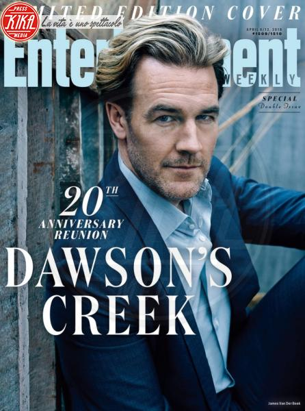 James Van Der Beek - Los Angeles - 19-11-2014 - Dawson's Creek: ecco dove sarebbero Dawson, Joey e Pacey oggi