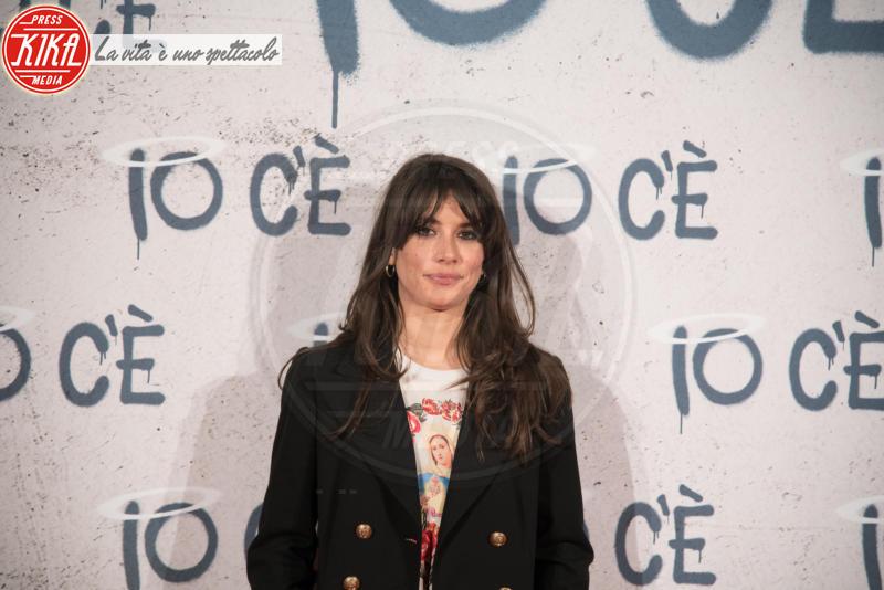 Giulia Michelini - Roma - 28-03-2018 - Io c'è, Edoardo Leo a capo di un culto...per non pagare le tasse