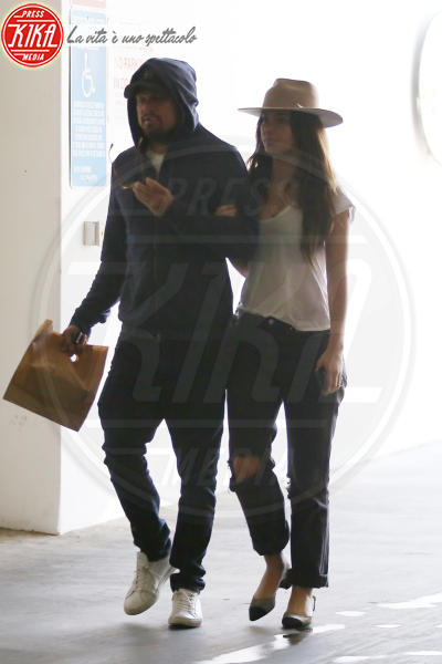 Camila Morrone, Leonardo DiCaprio - Los Angeles - 28-03-2018 - Leonardo DiCaprio-Camila Morrone: le prime foto della neo coppia