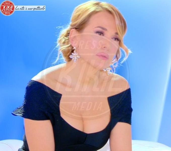 Barbara D'Urso - Milano - 21-01-2018 - Barbara D'Urso a Verissimo: