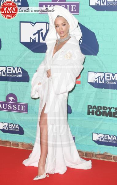 Rita Ora - Londra - 12-11-2017 - Chi lo indossa meglio? Rita Ora e Taraji P. Henson
