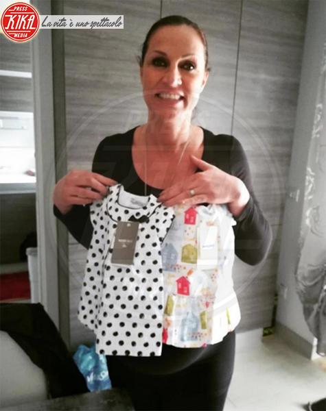 Annalisa Minetti - Milano - 29-03-2018 - Annalisa Minetti mamma bis: benvenuta Elena Francesca!