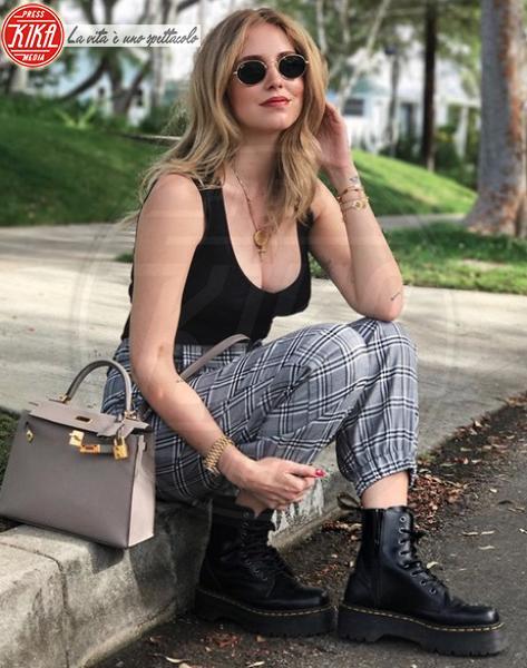 Chiara Ferragni - Los Angeles - 02-04-2018 - Parto incinta e torno in forma: Chiara Ferragni dà l'esempio