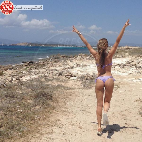 Angela Robusti - Ibiza - 04-04-2018 - Da Uomini e Donne a Filippo Inzaghi: la nuova fiamma di Pippo