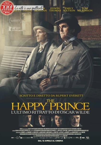 The Happy prince, Rupert Everett - Hollywood - 04-04-2018 - The Happy Prince: le foto e il trailer del film su Oscar Wilde