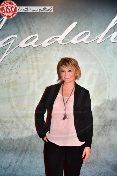 livia squizzato - Roma - 05-04-2018 - Ariadna Romero sul red carpet da sogno di Agadah