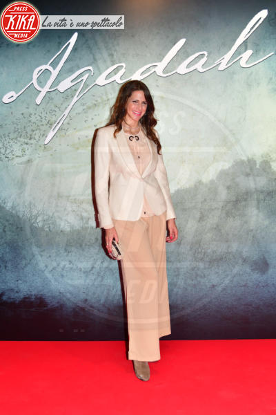 Janet De Nardis - Roma - 05-04-2018 - Ariadna Romero sul red carpet da sogno di Agadah