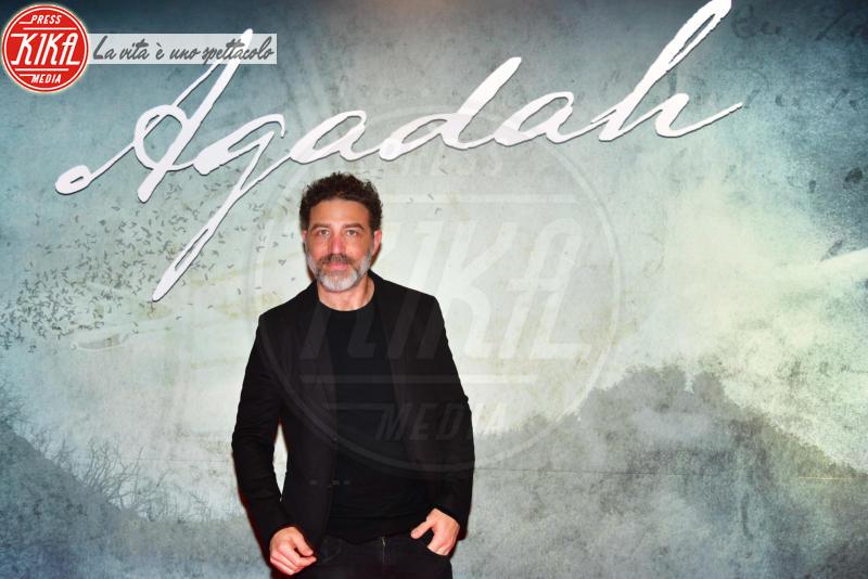 Christian Marazziti - Roma - 05-04-2018 - Ariadna Romero sul red carpet da sogno di Agadah