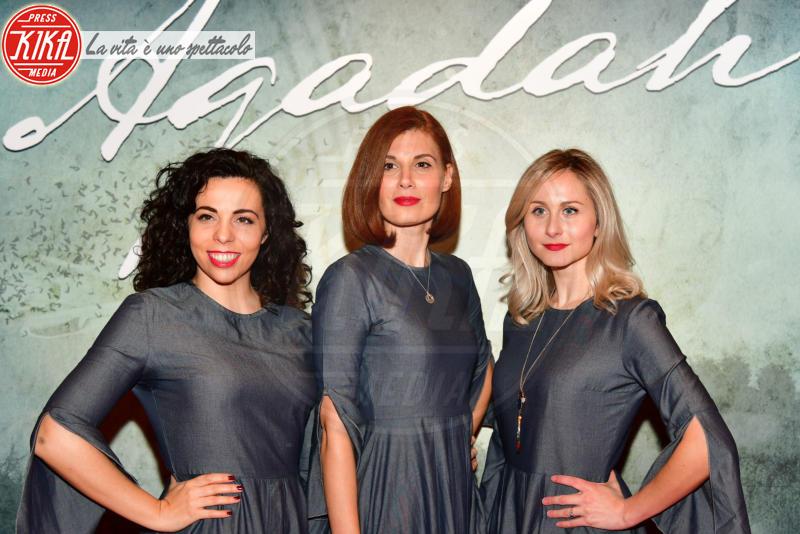 Ladyvette - Roma - 05-04-2018 - Ariadna Romero sul red carpet da sogno di Agadah