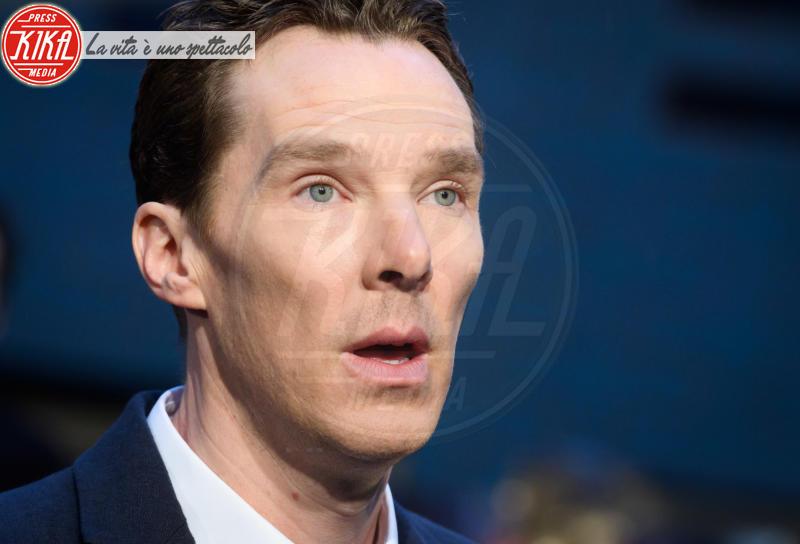 Benedict Cumberbatch - Londra - 08-04-2018 - Elementare Watson! Benedict Cumberbatch sventa una rapina
