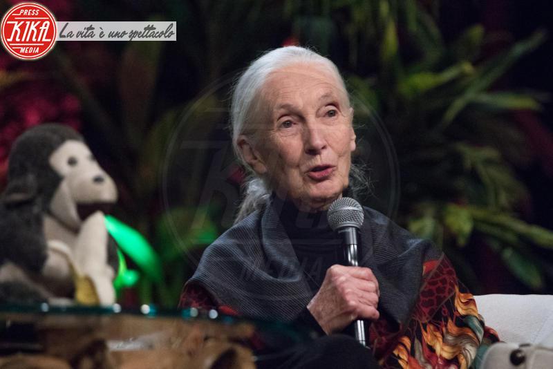Jane Goodall - Los Angeles - 08-04-2018 - Time 2019, la classifica delle star più influenti