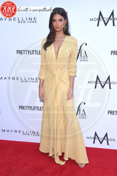 Emily Ratajkowski - Beverly Hills - 08-04-2018 - Paris e Frances Bean, i LA Fashion Awards a tutto grunge