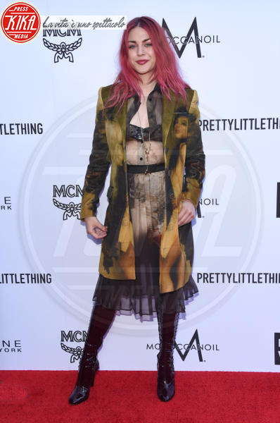 Frances Bean Cobain - Beverly Hills - 08-04-2018 - Paris e Frances Bean, i LA Fashion Awards a tutto grunge