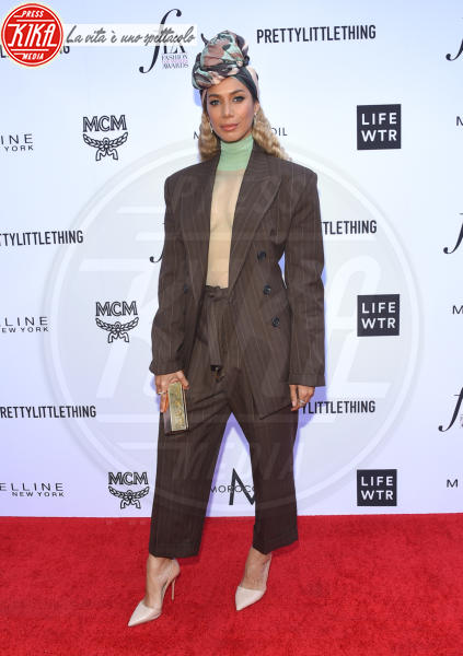 Leona Lewis - Beverly Hills - 08-04-2018 - Paris e Frances Bean, i LA Fashion Awards a tutto grunge