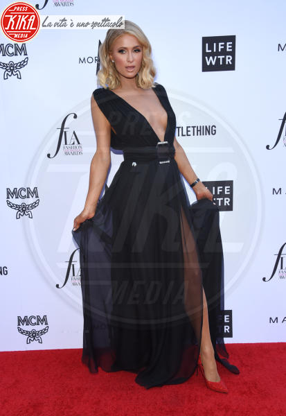 Paris Hilton - Beverly Hills - 08-04-2018 - Paris e Frances Bean, i LA Fashion Awards a tutto grunge