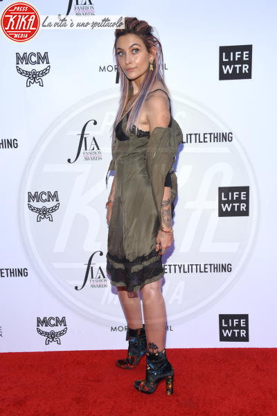Paris Jackson - Beverly Hills - 08-04-2018 - Paris e Frances Bean, i LA Fashion Awards a tutto grunge