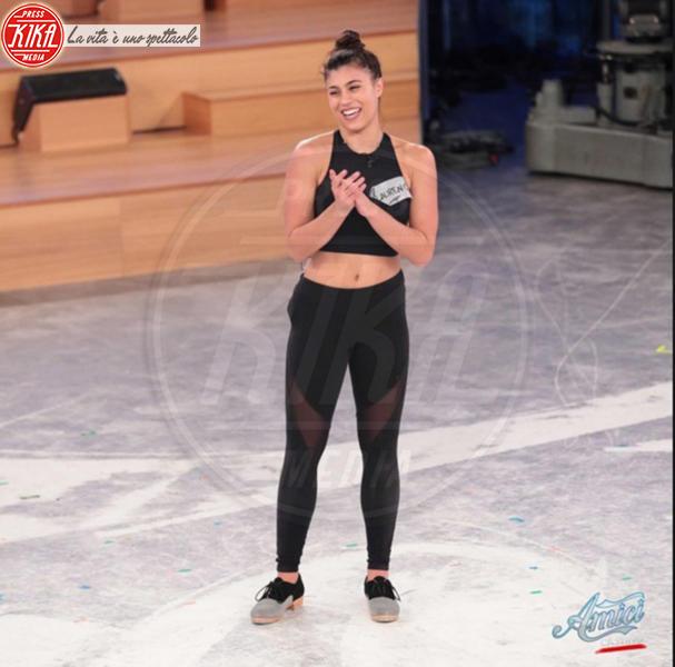 Lauren Celentano - 09-04-2018 - Amici 17, Celentano contro la concorrente: