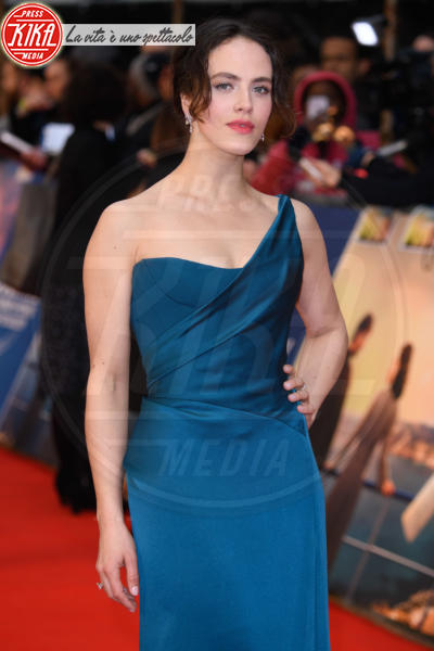 Jessica Brown Findlay - Londra - 09-04-2018 - Jessica Brown Findlay e Lily James, reunion di Downton Abbey
