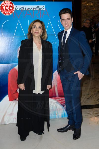 Tom Volf, Anna Bonaiuto - Roma - 09-04-2018 - Maria by Callas, la cantante d'opera più famosa di tutti i tempi