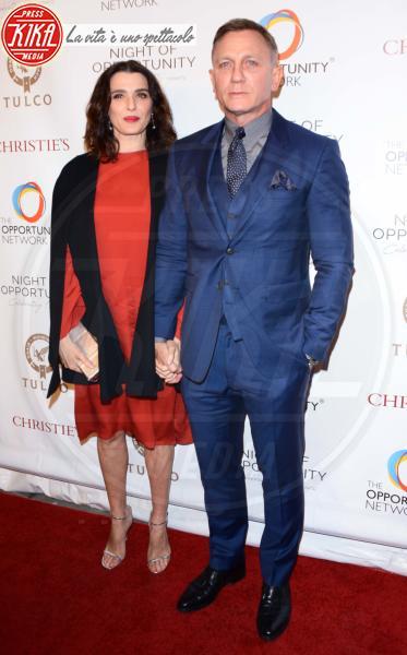 Daniel Craig, Rachel Weisz - NYC - 10-04-2018 - Rachel Weisz è incinta a 48 anni: Daniel Craig diventerà papà