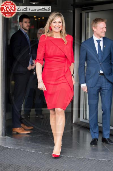 Queen Máxima of the Netherlands - Amsterdam - 10-04-2018 - Living Coral, è questo il colore del 2019!