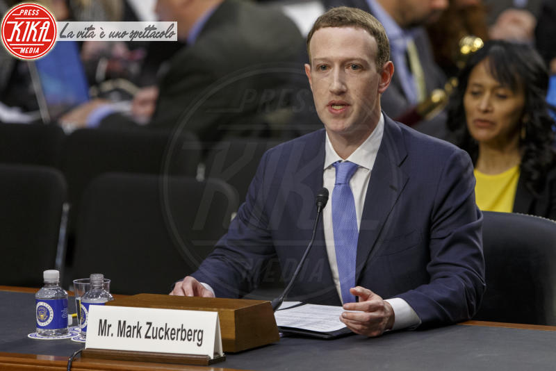 Mark Zuckerberg - Washington - 10-04-2018 - Le star che non sapevate avessero il braccino corto