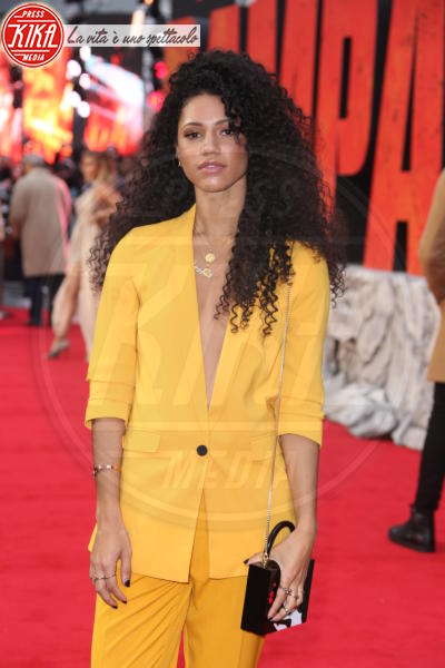 Vick Hope - Londra - 11-04-2018 - Rampage, tutta la furia animale di Dwayne Johnson