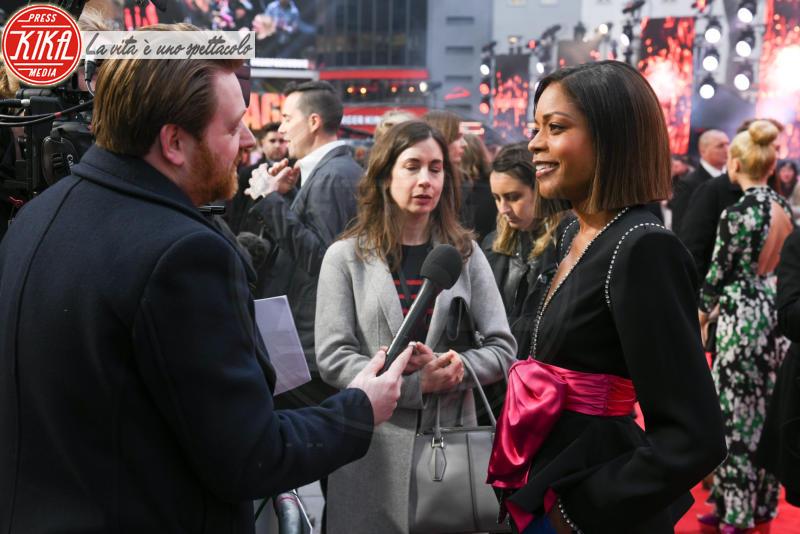 Naomie Harris - Londra - 11-04-2018 - Rampage, tutta la furia animale di Dwayne Johnson