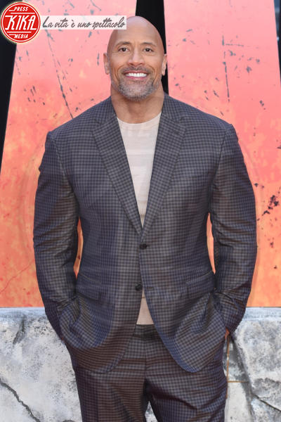 Dwayne Johnson - Londra - 11-04-2018 - Rampage, tutta la furia animale di Dwayne Johnson