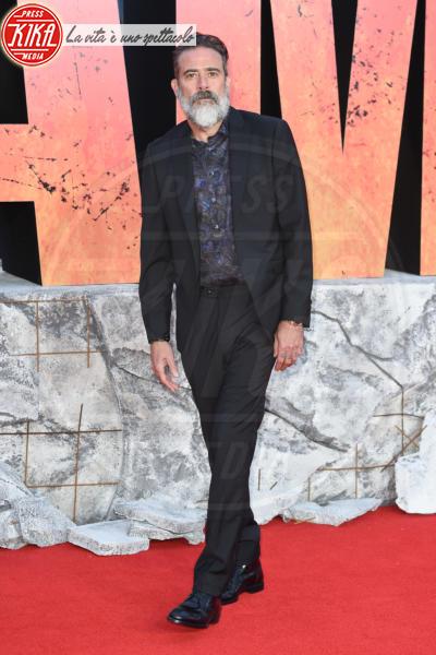 Jeffrey Dean Morgan - Londra - 11-04-2018 - Rampage, tutta la furia animale di Dwayne Johnson