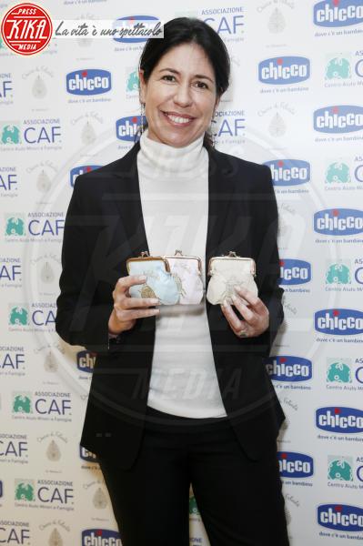 Francesca Catelli, Rocio Munoz Morales - Milano - 12-04-2018 - Rocío Morales dona un sorriso ai bimbi con Il Chicco di Felicità