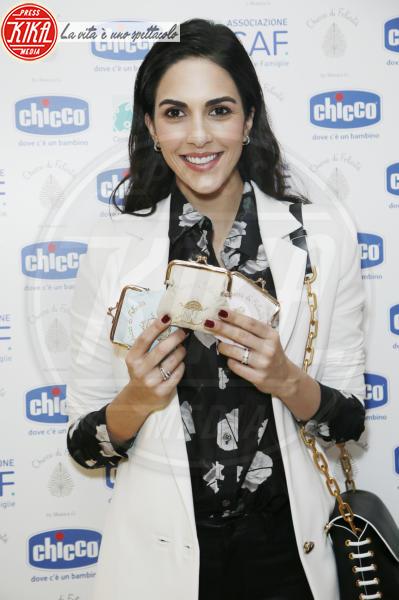 Rocio Munoz Morales - Milano - 12-04-2018 - Rocío Morales dona un sorriso ai bimbi con Il Chicco di Felicità